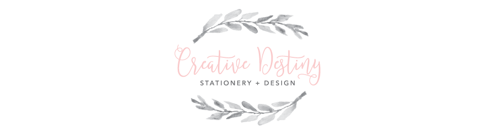 Creative Destiny Stationery + Design